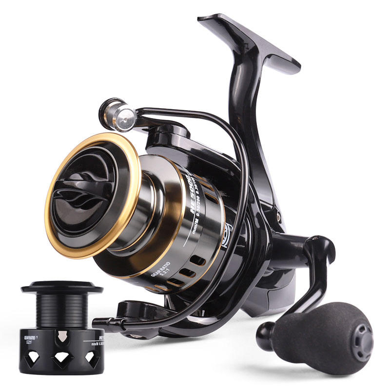 18+1 Bearings Waterproof Left / Right Hand Baitcasting daiwa reel fishing