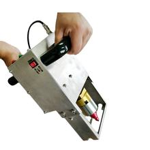 Micro Percussion Portable Mobile Metal Engraving Marking Machine for Stainless Steel, Aluminum and More