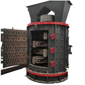 New style compound crusher / vertical shaft stone hammer crusher