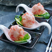 LICHUAN top Selling Premium Seafood Hot Pot And Shabu Shabu Ingredient Frozen Lobster Ball