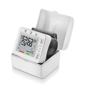 Automatic upper arm digital electronic omron blood pressure monitor pulse meter