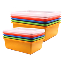 Manufacturer Wholesale Household Custom Plastic Box for Clothing Storage