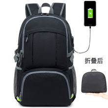 Best Seller 35L Folding Bag Waterproof Packable Daypack Men Women Lightweight Foldable Backpack
