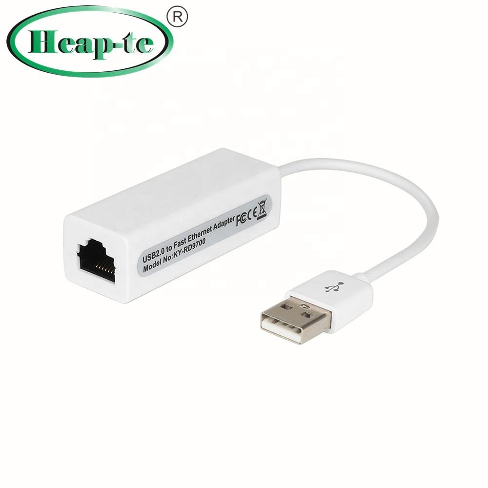 USB <span class=keywords><strong>Ethernet</strong></span> Adaptor USB 2.0 Network Kartu USB Internet RJ45 Lan 10/100Mbps untuk PC Mac OS <span class=keywords><strong>Android</strong></span> Tablet Windows 7 8