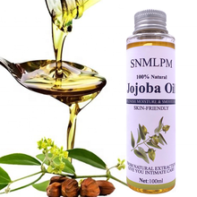 Wholesale Massage Body Oil Smoothing Anti Wrinkle Beauty Salon Jojoba Oil Bulk Hair Care Aromatherapy Pure Organic Jojoba Oil