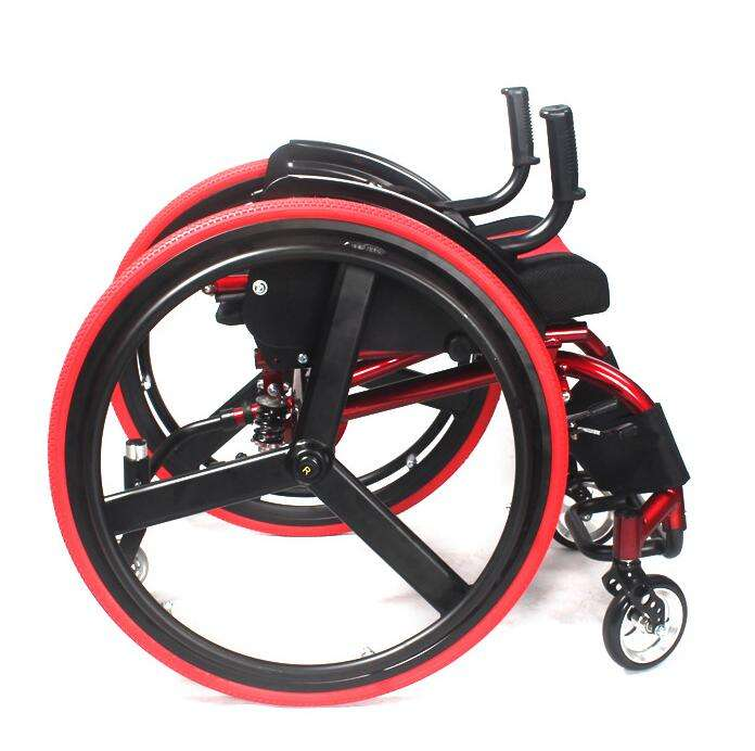 2020 Hot Selling Lightweight Folding Manual Aluminum Sport Wheelchair For Sale/Children