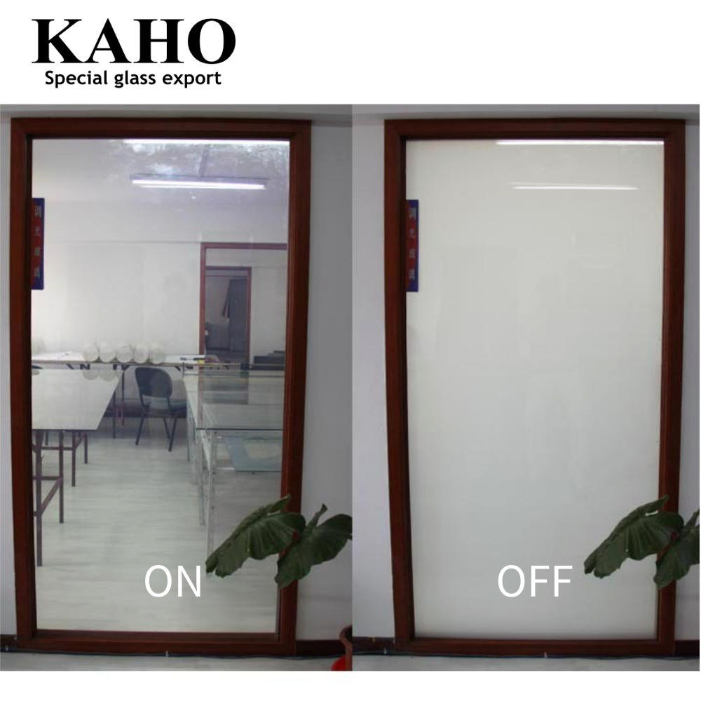 Smart Film Switchable Eectrode Control App Controlled Smart Film Pdlc Opaque Dimming Electrically Switchable Smart Glass