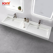 Kkr Customize Modern Stone Wash Bathroom Basin Vanity Wash Basin