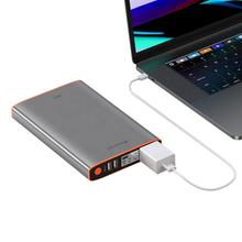 amazon top seller 2020 ac power banks 220V 110v 27300mah power bank notebook