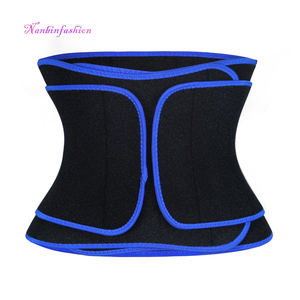 NANBIN Customized Steel Bones Workout Sweating Shaper Neoprene Waist Trimmer
