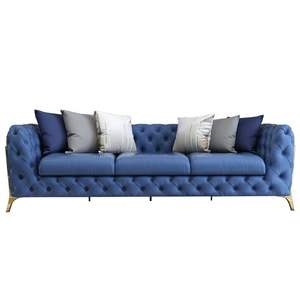 New Model Furniture Sofa Set Modern Fabric Design chesterfield Sofa For Home