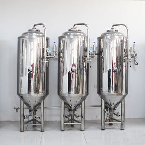 100L 200L Stainless Steel Fermentation Tank Conical Fermenter