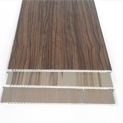 High quality moisture-proof 3D model design interior decorative laminated pvc wall panel
