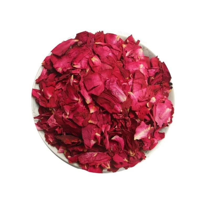 2020 Yunnan's most popular dried rose petals for bathing and foot beauty