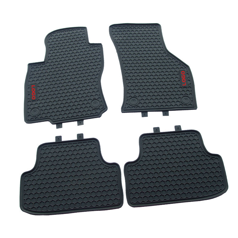 For car VOLKSWAGEN GOLF 7 China supplier car floor mat wholesale non slip mat pvc waterproof car mat manufacturer