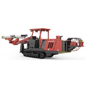 Eastsun Crawler Track Hydraulische Mine Boren Rig Jumbo Tunnel Rock Drill Machine