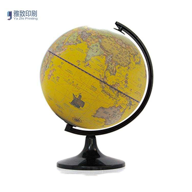 Desk Top Decorative Portable Mini Big Size World Earth Globe Map