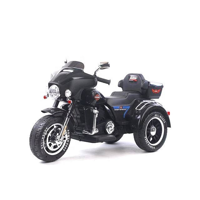 Factory New Cool ride on kid electric motorcycle baby motor bike motorcycles for children kids