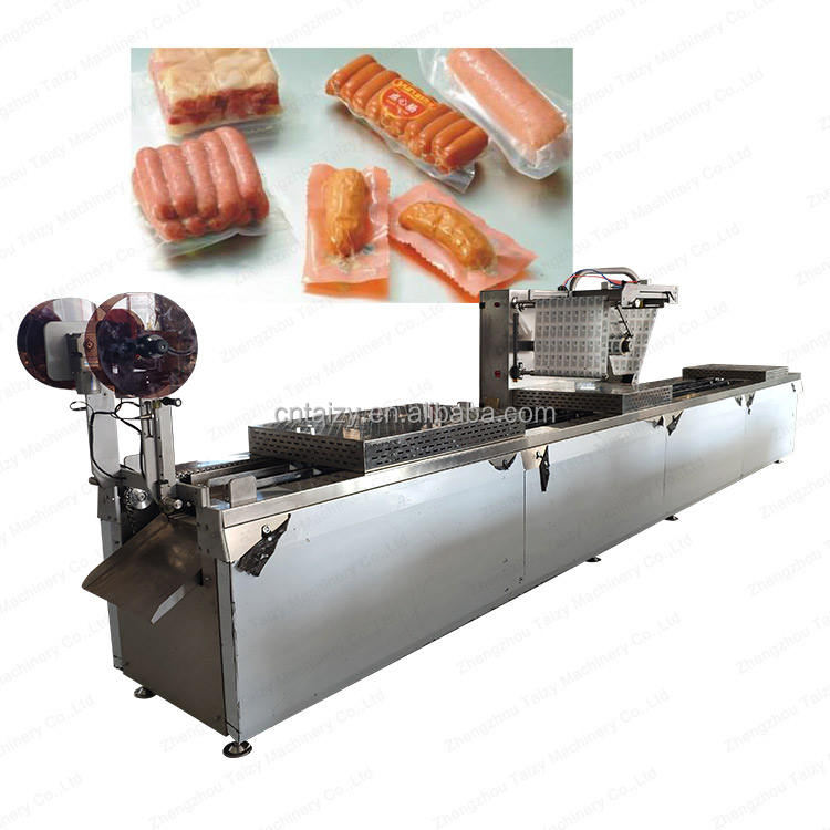 vacum packing sealer machine hawthorn cake vacuum packaging machine
