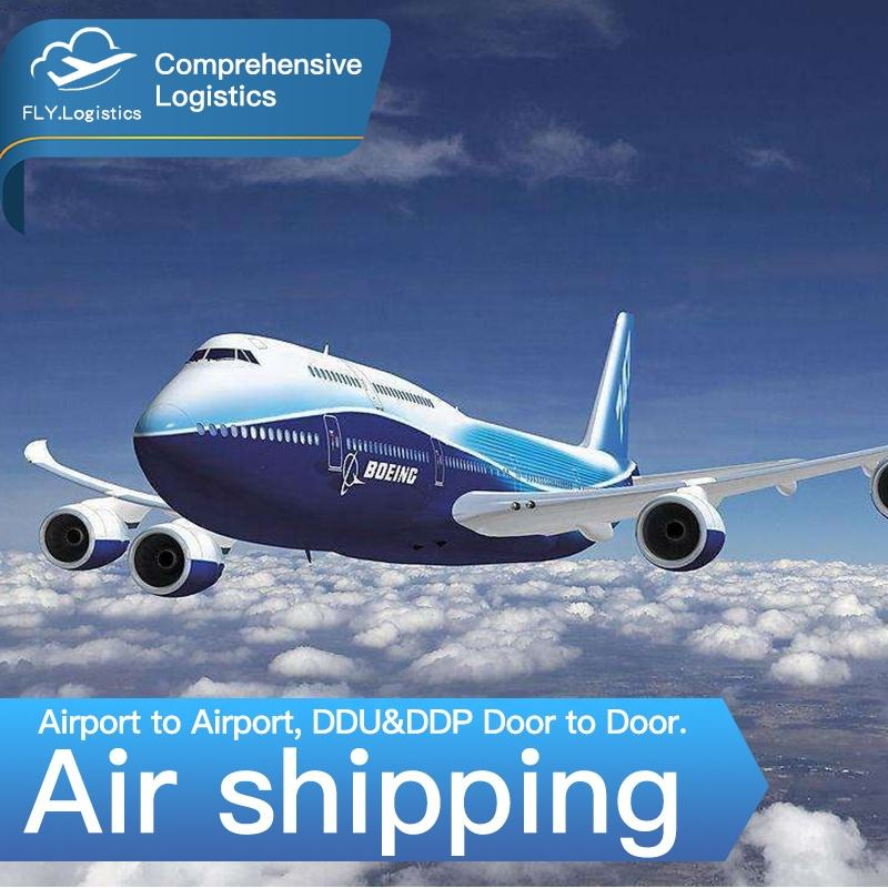Shenzhen top shipping cheapest door-to-door DDU DDP China Fba Amazon express air freight to the United States