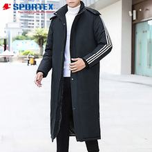 Wholesale polyester Unisex Winter soccer training Jacket Football coat Swim parka Sports parka for adult and children
