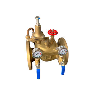 pn16 brass pressure reducing valve/pressure relief and pressure sustaining valve for water
