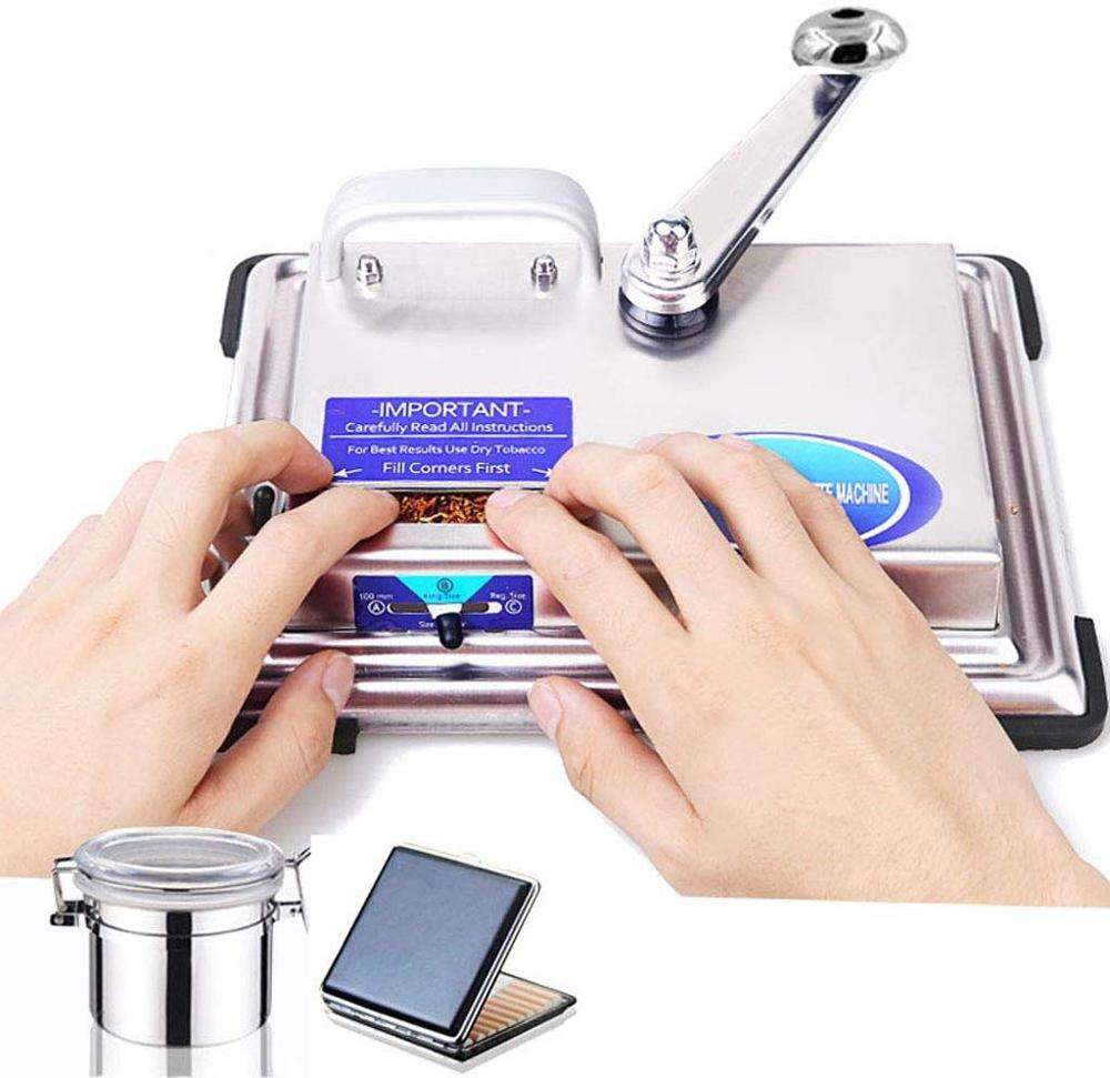 Hot sale manual wrap machine for slim cigarette