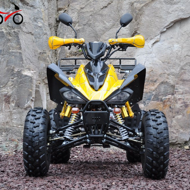ATV refrigerado por aire, embrague manual con marcha atrás 200cc 250cc ATV Quad