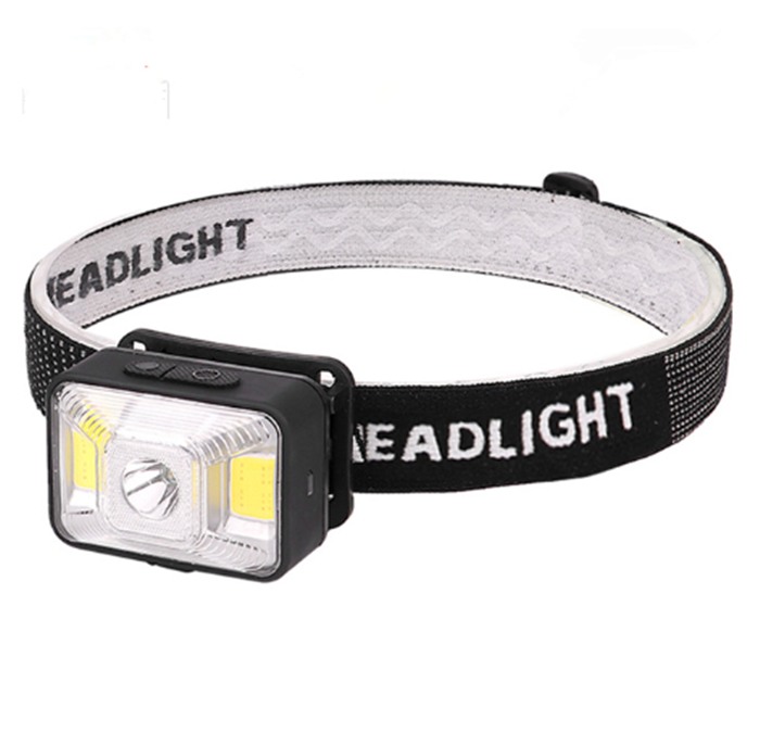 Ultra Bright LED Headlight USB Rechargeable Headlamp 5000LM Red / White Light Head Light Waterproof Head Lamp Head Front Light