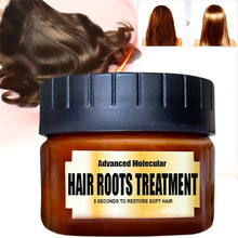 Hair Detoxifying  Advanced Molecular Hair Roots Treatment Recover Hair Care Mask
