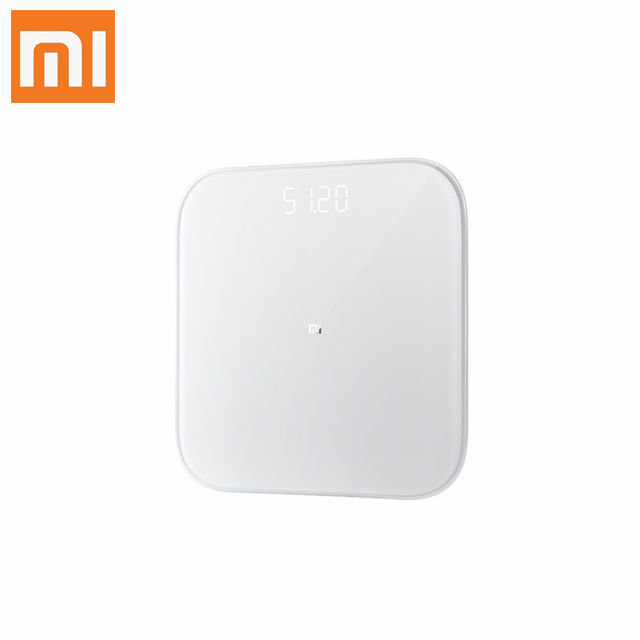 Xiaomi Smart Weighing Scale 2 Health Balance BT 5.0 Digital Weight Scale Support Android 4.3 iOS 9 Mifit App