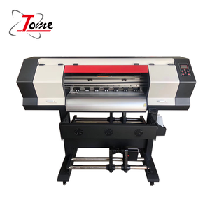 70 Cm Kleine Formaat Eco Solvent Printer XP600 Printkop Vinyl Inkjet Printer
