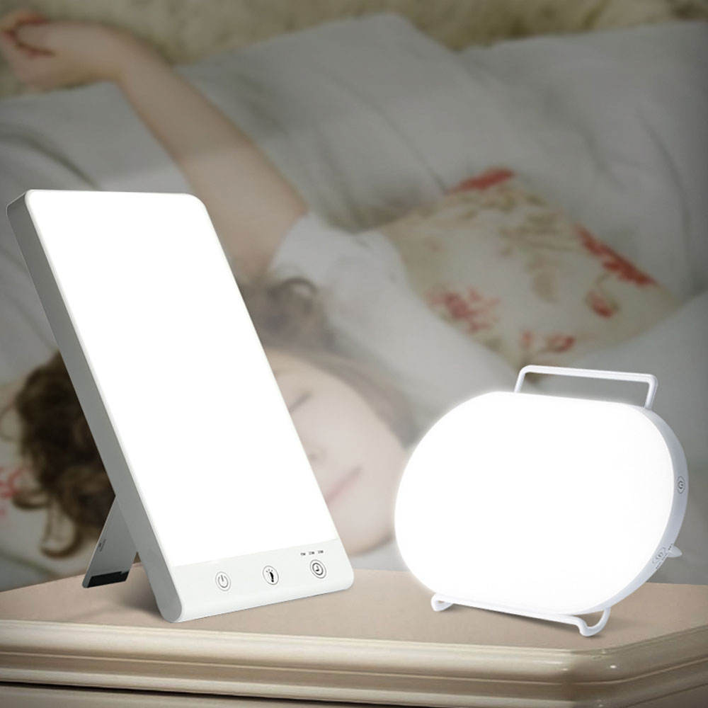 Touch Control LED Helder Wit Licht Therapie 10000 Lux Lamp