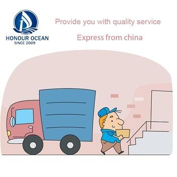 International rates shipping agent reliable partner from china to usa uk canada cost door to door logistics services with duty
