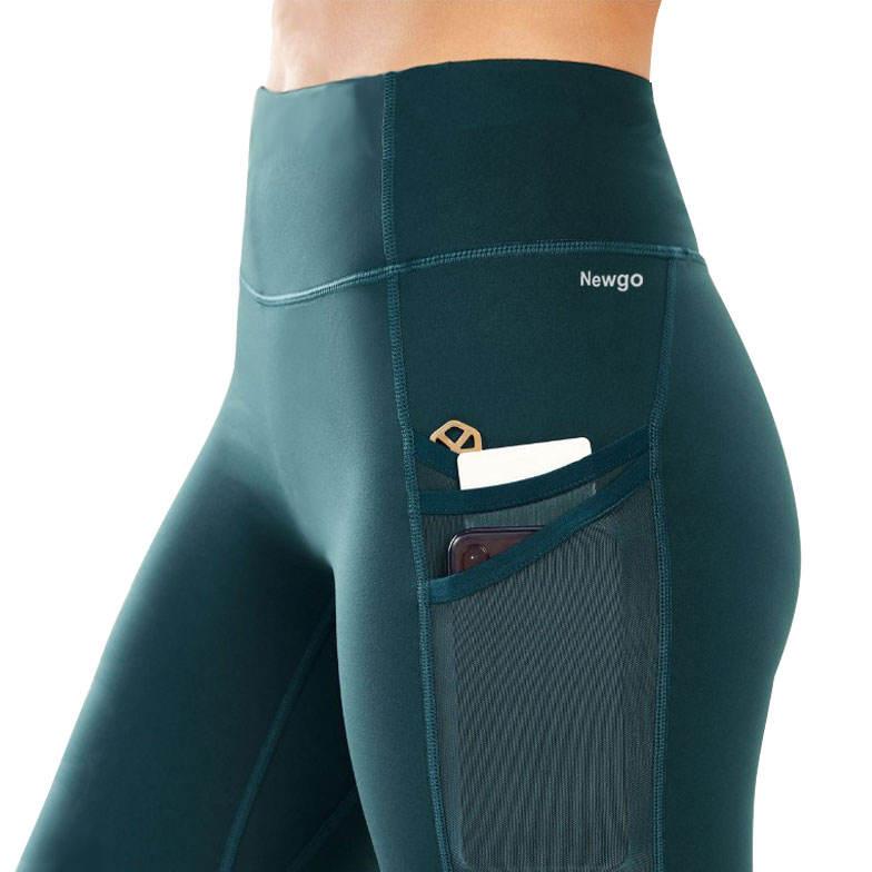 Custom Womens Yoga Pants Lycra Sports Clothes Plus Size Workout Clothing Wear Gym Leggings High Waisted Workout Yoga Leggings