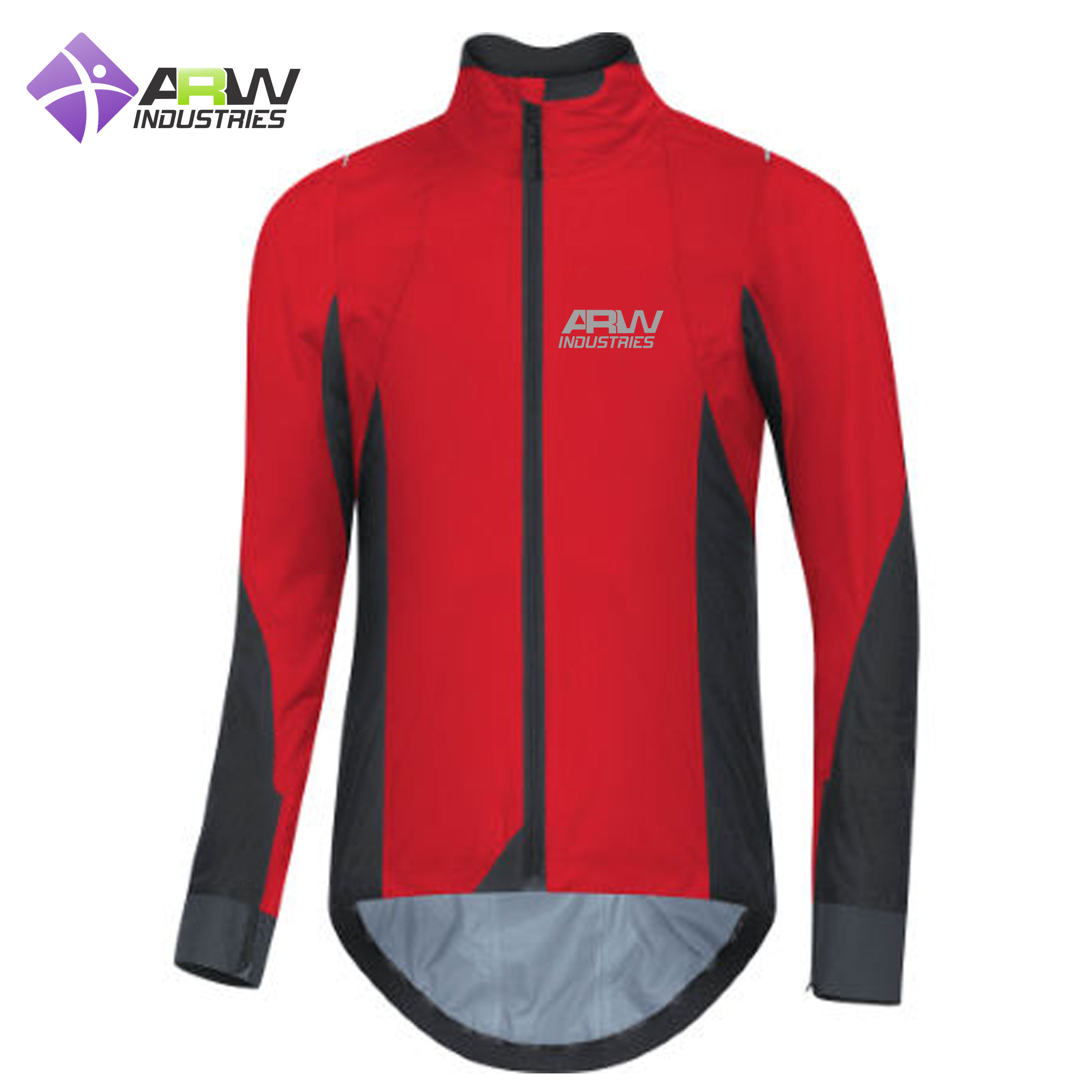Custom Logo Design High Quality Waterproof Windproof Winter Cycling Clothing Cycling