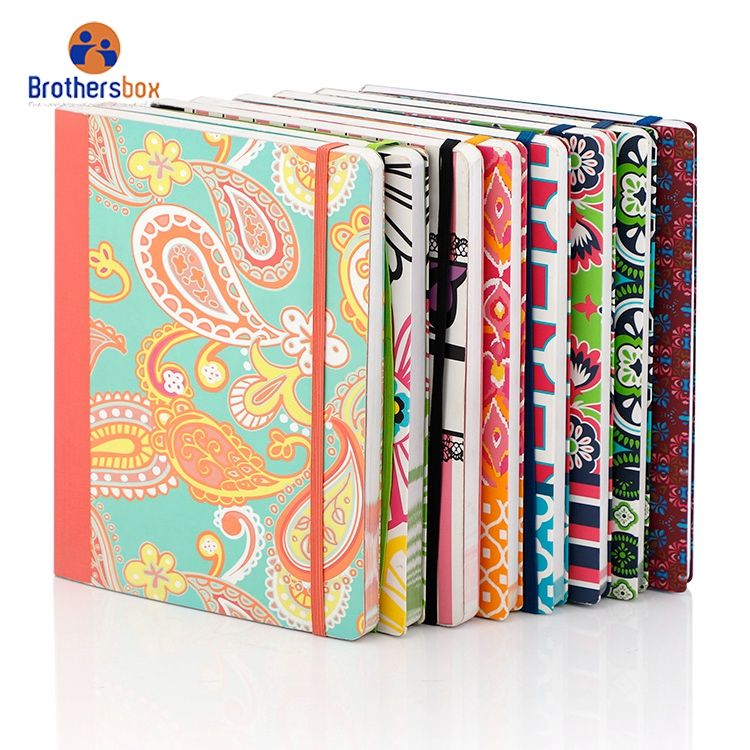 china products custom notebook agenda journal notebook school stationary notebook