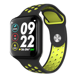 Newest IX8 Full Touch Color Screen Fitness Tracker Smart Bracelet Sports Pedometer Band F8 Smartwatch