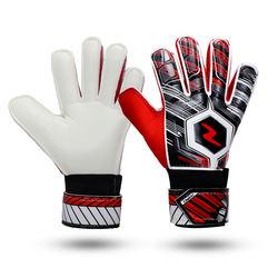 Professional Adults Soccer Goalkeeper Gloves Finger Protection Breathable Non-slip soccer goalkeeper gloves