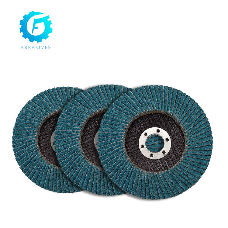 flap disc for sanding concrete /metal grinding disc /grinding polishing sanding cloth pad