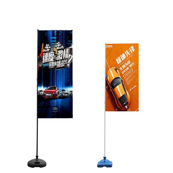 3m telescopic flagpole feather flag custom flags for outdoor display and advertising