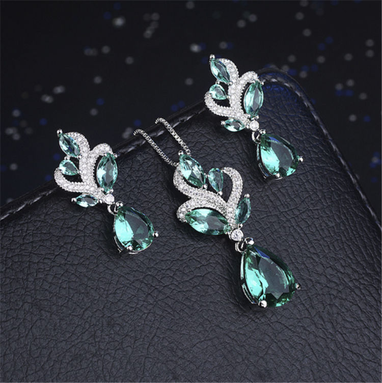 Panta Jewelry new models designer create brand jewellery necklace earrings women jewelry set