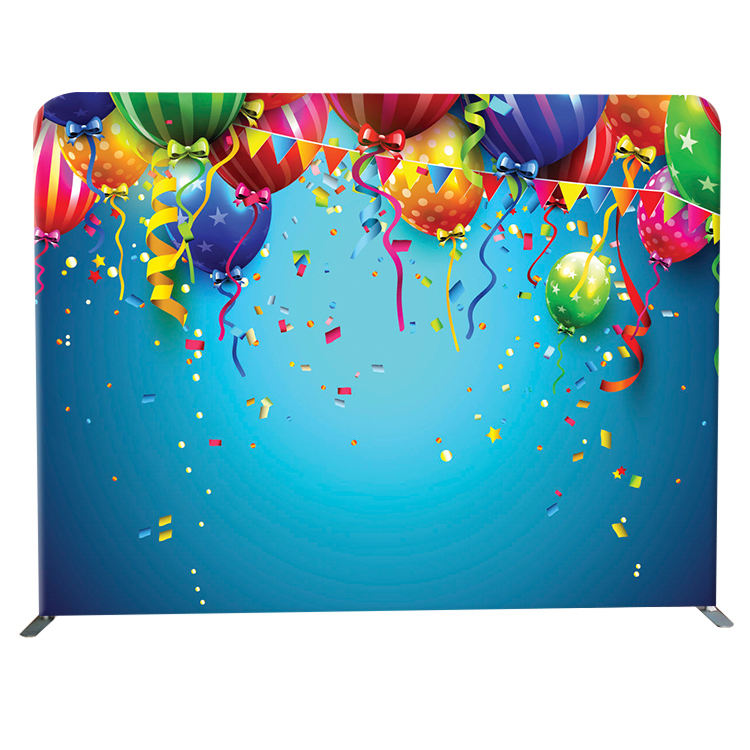 hot sale Portable Decoration Background backdrop photography event banner stand