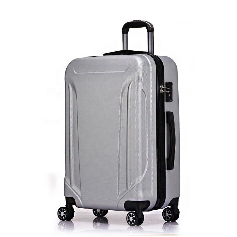 ABS 4 wheel spinner suitcases set 3 pcs traveling bags luggage trolley carry-on luggage