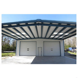 Made from steel structure prefabricated ha and color steel sheet cheap carports low cost industrial shed designs self storage