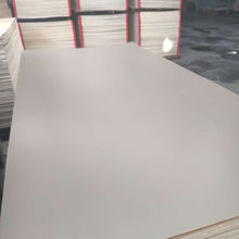 2mm 3mm 4mm 5mm 9mm 12mm 15mm 18mm 4x8 white melamine face plywood or mdf board or chipboard from chanta plywood factory