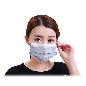 Новые продукты 4 слоя респираторная маска Активированный уголь одноразовые медицинские пыли N95 маски для лица