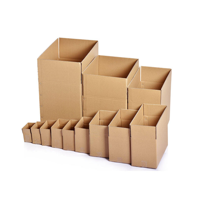 Customized Low Price Cardboard Paper Box Packing Kraft Paper Box Packaging