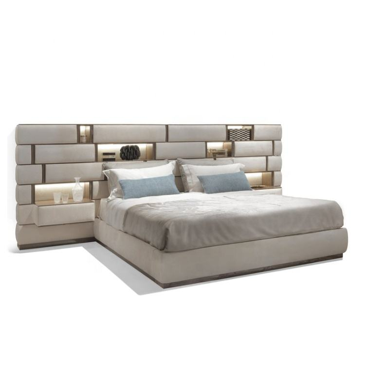 New Product Wooden Beds For Bedroom