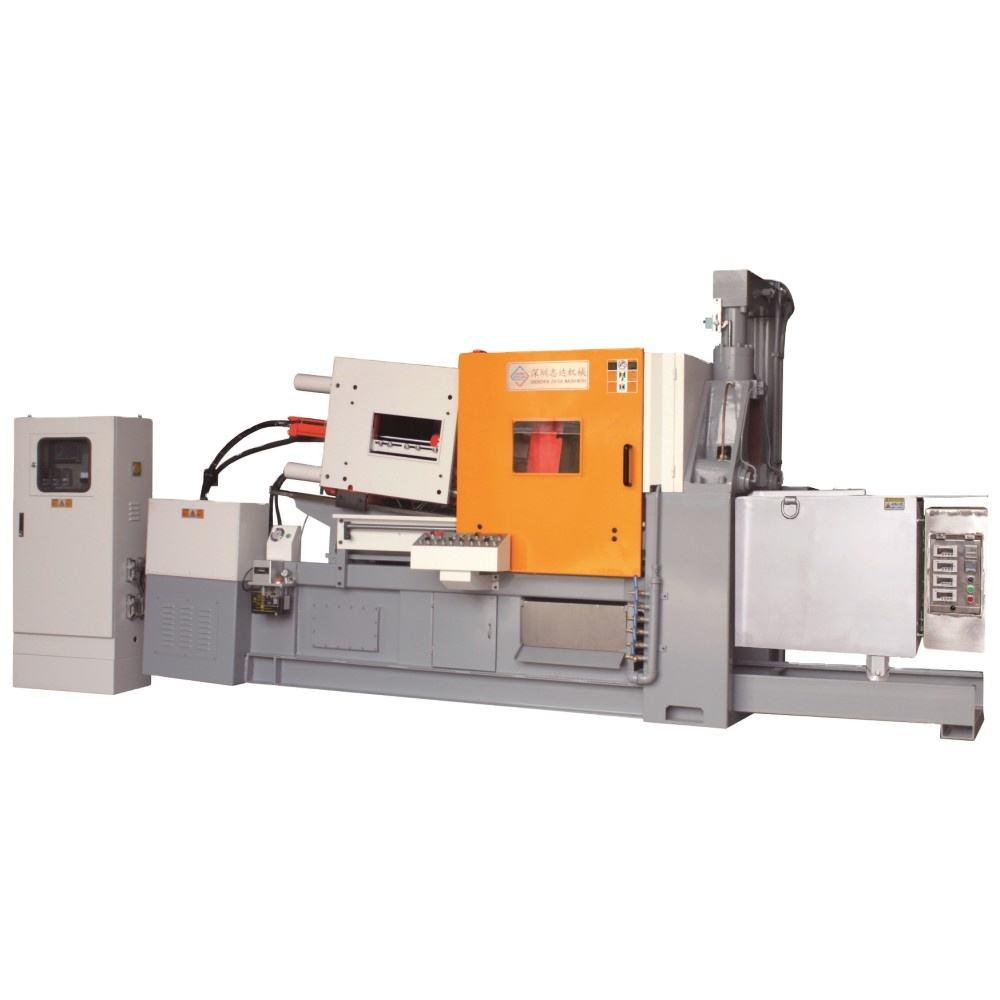 Top Seller 130T Servo Prototyping Cepat Tekanan Tinggi Hot Chamber Die Casting Machine